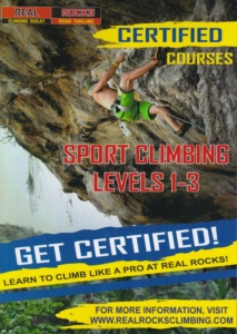 certified courses poster