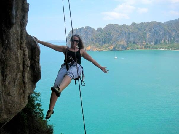 Beginner Climbing In Krabi